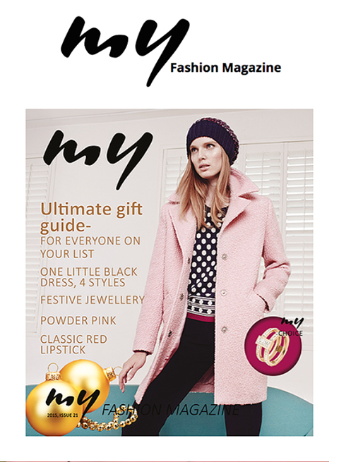 My Fashion Magazine