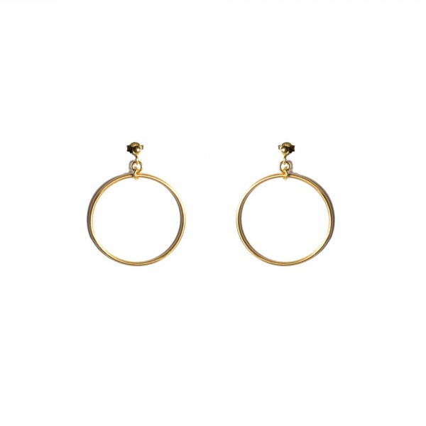 Sole-Orecchini-Earrings-Castelbarco-gioielli