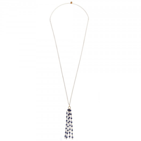 andromeda collana blu necklace gioielli jewels castelbarco