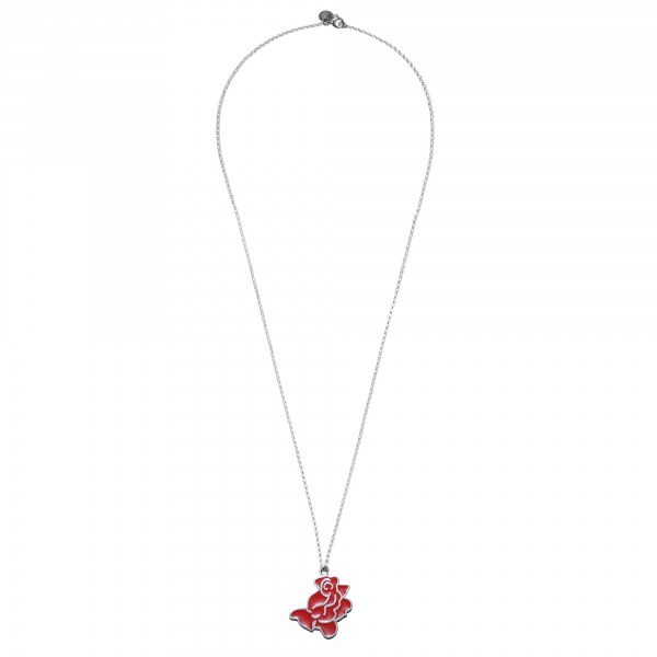 fiamma collana necklace gioielli jewels castelbarco