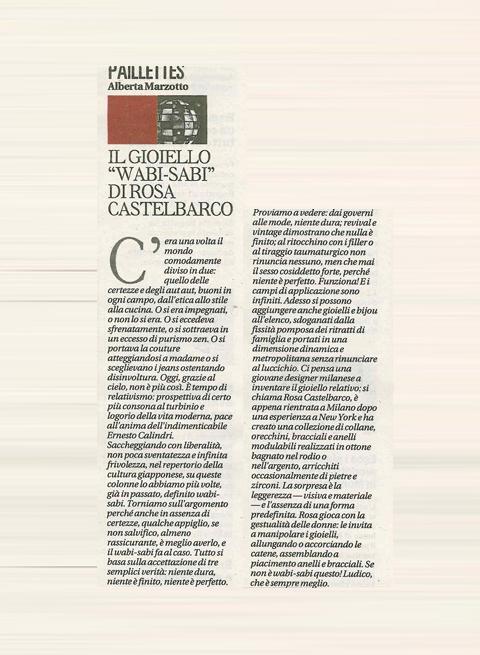 Repubblica - Affari&Finanza